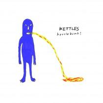 kettle bomb!表1